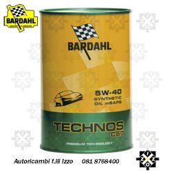 olio motore bardahl 5W40