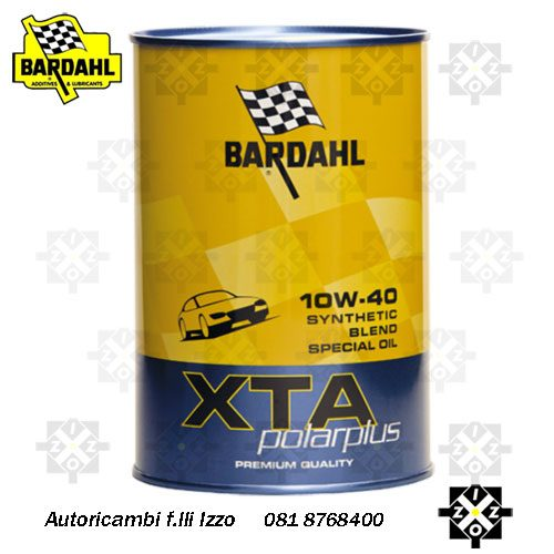 olio motore bardahl 10W-40