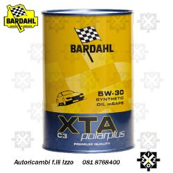 olio motore bardahl 5w-30