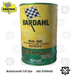 olio motore bardahl