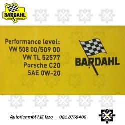 olio bardahl xfs