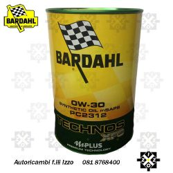 bardahl Technos XFS pc2312 0w30