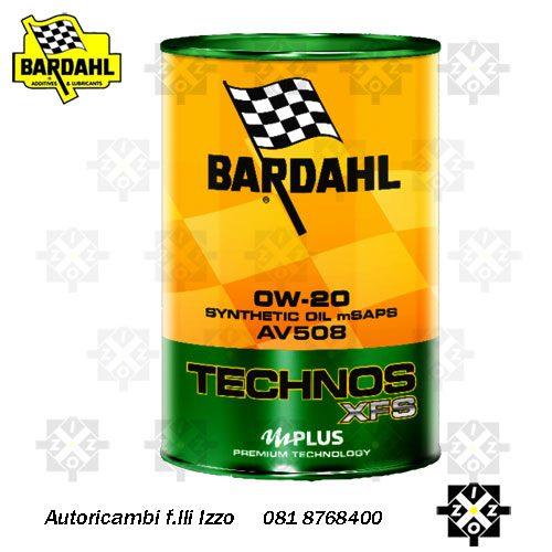 bardahl Technos XFS