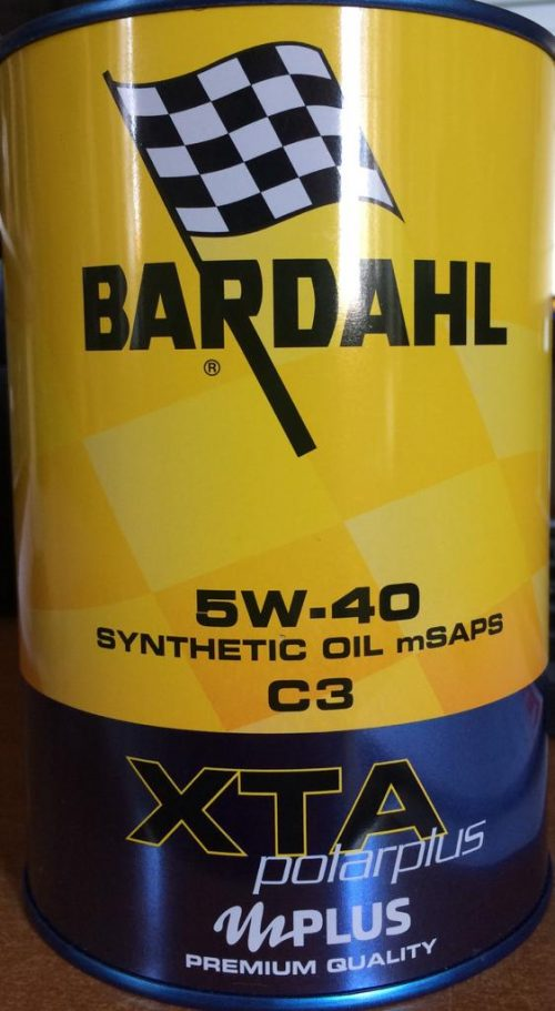 bardahl xta polarplus c3 5w40