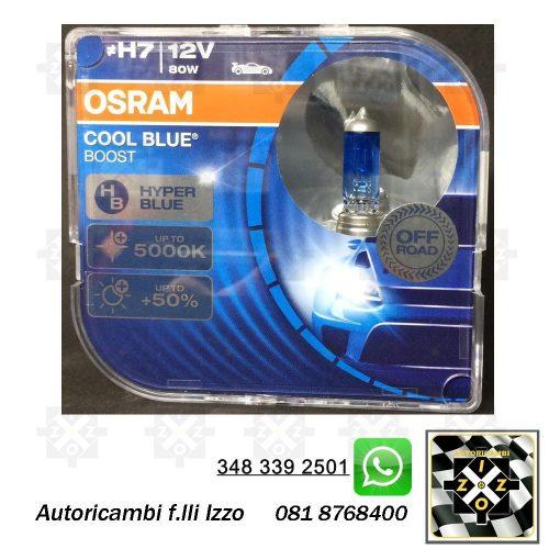 osram cool blue h7